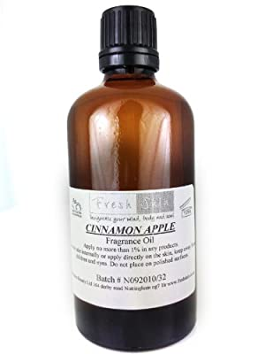 100ml Cinnamon Apple Fragrance Oil