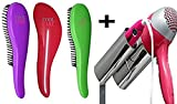 Best Flat Irons For Curly Hairs - Cool Care Detangler Brush for Curly Hair, Set Review