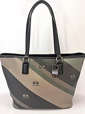SHOPPER LA MARTINA SUSSEX 359.00 MARRON