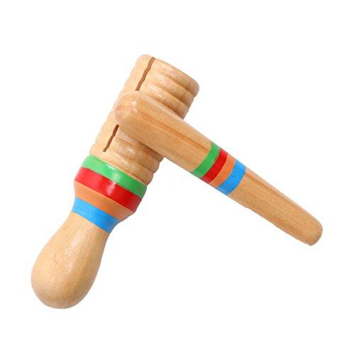 ound Tube mit Klöppel für Kinder Percussion Instrument Spielzeug Musical Geschenk ()