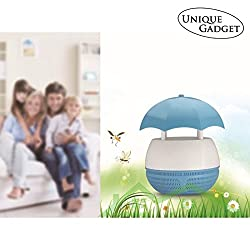 Unique Gadget Non-Radioactive Led Photocatalyst Suction Style Environmental Mosquito Killer Lamp Repeller