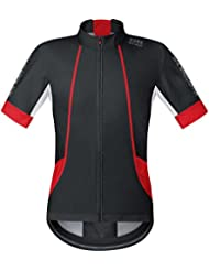 Gore Bike Wear Oxygen Windstopper Soft Shell - Maillot para hombre, multicolor, talla L