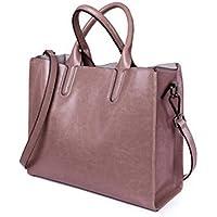 Sac à bandoulière en cuir véritable ou sac à bandoulière pour femme