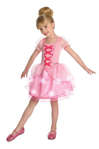 tume, Small (Kleinkind Barbie Kostüm)