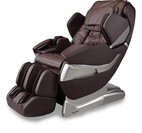MAXXUS® MX 10.0Z - der große Premium Massagesessel mit intelligenter Steuerung Farbe: Marokko-Braun
