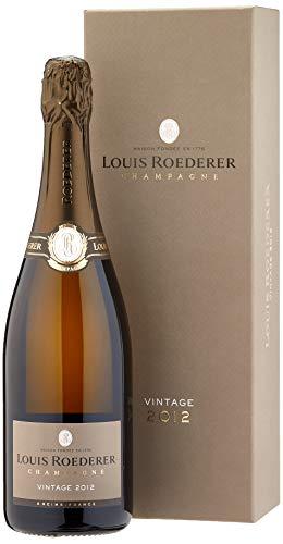 Champagne Louis Roederer Brut Jahrgang 2012 (1 x 0.75 l)