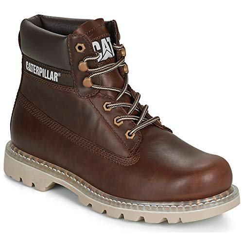 Caterpillar Colorado Ankle Boots/Boots Hommes Brown Mid Boots
