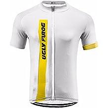 Uglyfrog Magliette Jersey Uomo Mountain Bike Manica Corta Camicia Top Abbigliamento ciclismo Estate Style #17