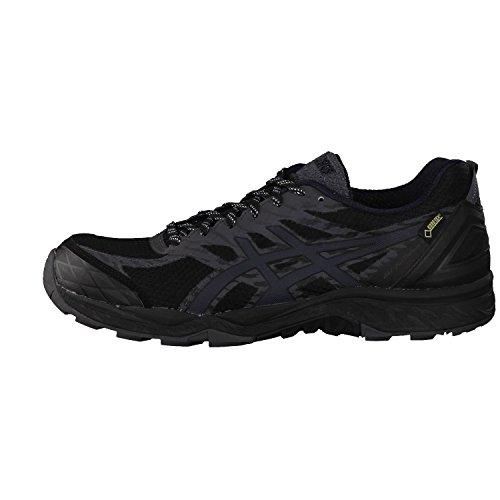 Asics Fujitrabuco 5 G Tx, Chaussures de Running Homme Black