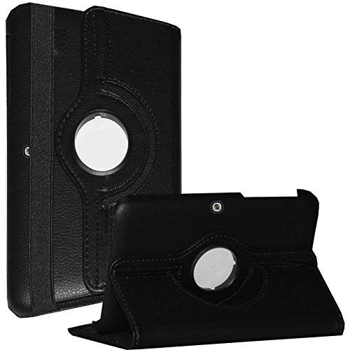 Galaxy Tab 310.1Fall-jytrend (R) drehbarer Ständer Cover für Samsung Galaxy Tab 310,1GT-P5210P5200P5220gt-p5210zwyxar gt-p5200zwadbt gt-p5220zwadbt gt-p5220gnaxfu, schwarz