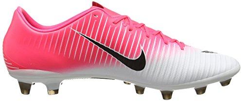 Nike Herren Mercurial Veloce III AG-Pro Fußballschuhe Pink (Racer Pink/black White)