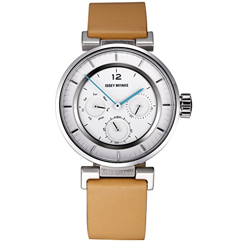 Issey Miyake silaab03 – Montre pour hommes