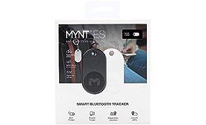 MYNT ES – Ein Kompass zum Finden Ihrer Wertsachen. Handy-Finder, Schlüsselfinder und Tracker für Portemonnaie. Findet Alles innerhalb weniger Sekunden. (Mehrfarbig)