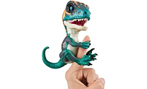 Untamed Velociraptor Dino - By Fingerlings