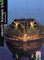 Umwelt: Biologie 5./6. Schuljahr. Schülerband. Länderausgabe A.