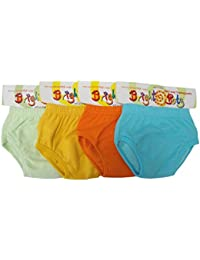 Bright Bots Potty – Lot de 4 – Unisexe Taille M (24 mois)