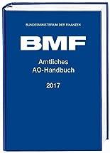 Amtliches AO-Handbuch 2017 hier kaufen