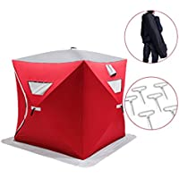Amazon.co.uk: Shelters Ice Fishing: Sports & Outdoors