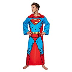 Idea Regalo - Coperta Di Superman Con Maniche