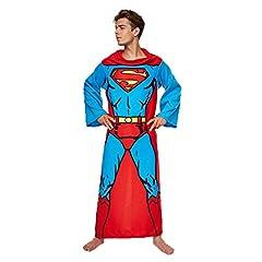 Idea Regalo - Coperta Di Superman Con Maniche