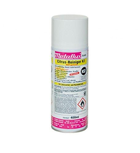 METAFLUX 75-60 Citrus-Reiniger K1 (NSF) Spezial-Reiniger für Lebensmittel 711b58048bf57