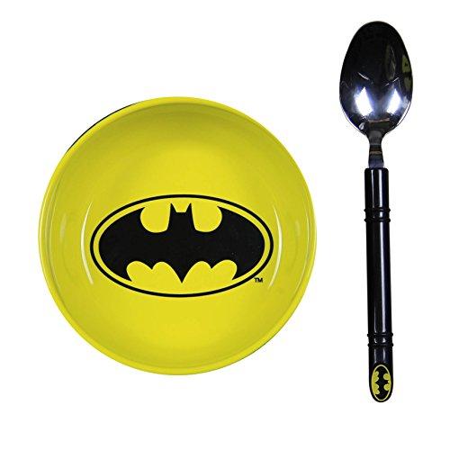 Preisvergleich Produktbild DC Comics Batman Früchstücks Set