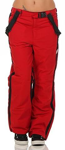PM by ZARMEXX Les enfants Outdoor le pantalon le pantalon de ski le pantalon de fonction Thermohose le pantalon d'hiver KB1122