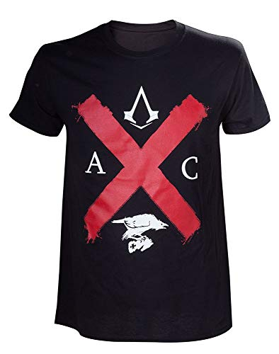 ooks - T-Shirt | Ubisoft Offizielles Merchandise, Größe:M ()