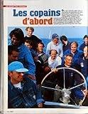 VOILES ET VOILIERS N? 374 du 01-04-2002 ABC - BARRER A LA LAME - COMPARATIF - 11 GPS PORTABLES - BILAN - 21 000 MILLES EN SUN RISE - TABARLY CET INCONNU - LES EXTRAITS EXCLUSIFS D'UNE BIOGRAPHIE VERITE - RETROUVEZ LES VRAIS PLAISIRS DE LA VOILE - EN CROISIERE SUR UN VOILIER DE COURSE - LES COPAINS D'ABOR