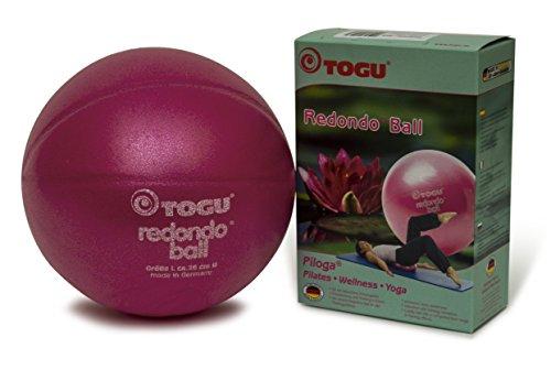 Togu Redondo Ball (Das Original), rubinrot-pink, 26 cm