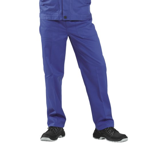 Planam pantalon mG290 rouge   Rouge - Rouge - kornblau