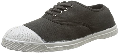 Bensimon - H15004C155 - Tennis - Baskets mode - Homme - Noir (Carbone 835) - 42 EU