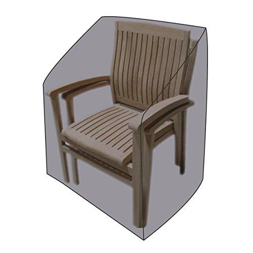 Stapel Deluxe Polyester Schutzhülle Abdeckplane für Gartenstuhl Sessel und Re