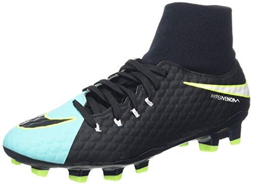 Nike Hypervenom Phelon 3 DF FG, Botas de Fútbol para Mujer, Varios Co