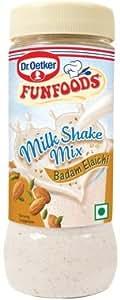 Funfoods Milk Shake Mix Badam Elaichi, 200g