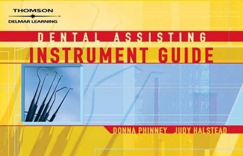 Book Download Dental Assisting Instrument Guide Best Seller By