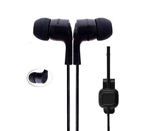 SBA999 Redmi Note 5 Pro Compatible Dvaio Dolby Sound Bomb Series Audio Bass in-Ear Earphone/Headphone with Mic