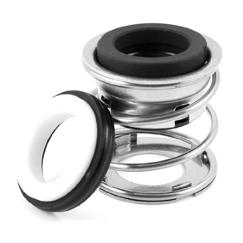 Dachrinne Spule (sourcingmap® Tube Dichtung Spule Feder Gummi Bellows 0.8