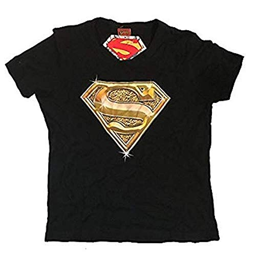 Superman - Bling Logo -...