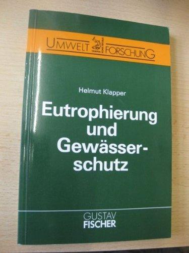 Eutrophierung und Gewässerschutz