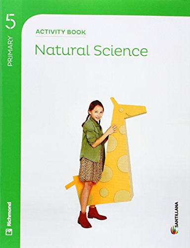 Richmond, natural science, 5 Educación Primaria. Activity book por From Santillana Educación, S.L.