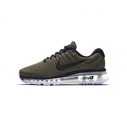 Nike Herren Air Max 2017 (gs) Traillaufschuhe Grün (Cargo Khaki/Black 301) 38.5 EU