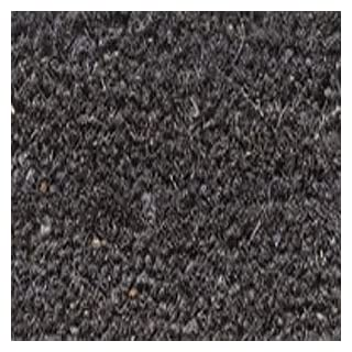 Grey Coir Entrance Matting 1 Meter Width 17mm Choose Your Length In 0.50cm