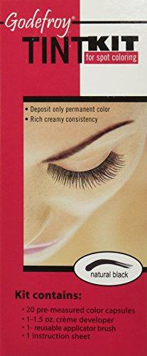 Augenbrauen,Bart- Färbeset für Profis Abbildung 3