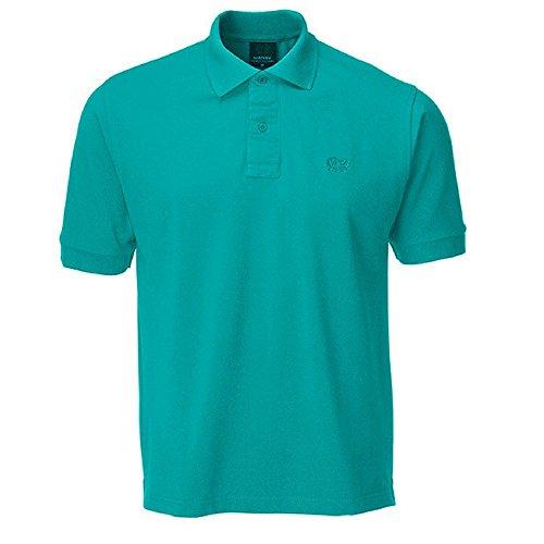 Manav (UK) Herren Poloshirt Mehrfarbig Mehrfarbig Mehrfarbig - Jadegrün