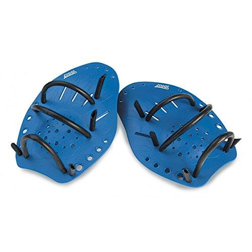 Zoggs Matrix Schwimmpaddel für die Hände, groß, Blau