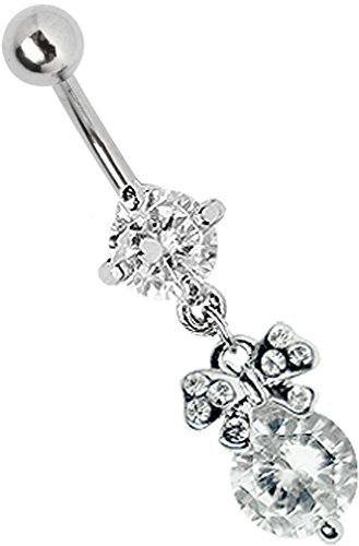 316l-surgical-steel-banana-belly-bar-16mm-x-8mm-with-clear-cubic-zirconia-fliegea-charms