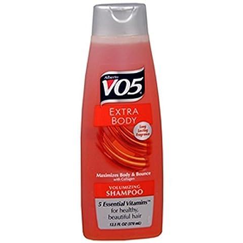 2 Pk, Alberto VO5 Extra Body Volumizing Shampoo 12.5 Fl Oz by V05