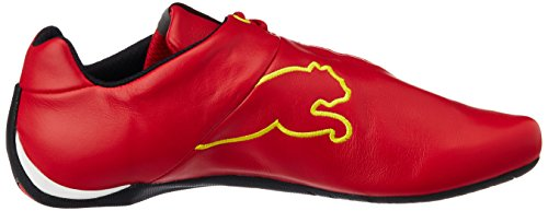 Puma Future Cat Leather Sf-10, Baskets Basses Mixte Adulte Rouge (Rosso Corsa)