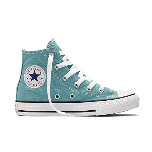 Converse Chuck Taylor All Star Hi Mari YTH/JR, sneakers Aqua-354381C, (Aegean Aqua), 30